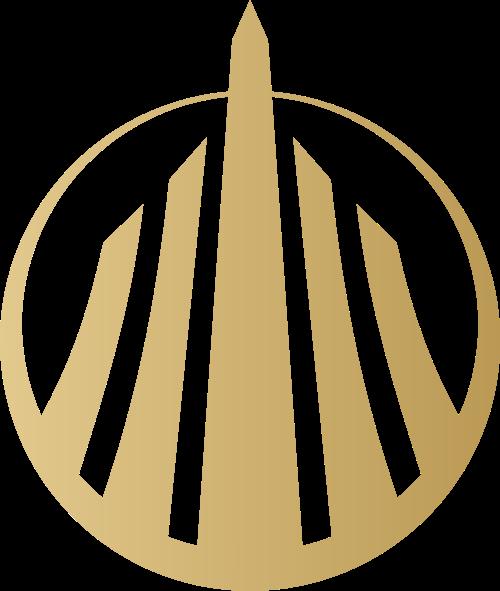 抽象金融地产企业logo图标素材