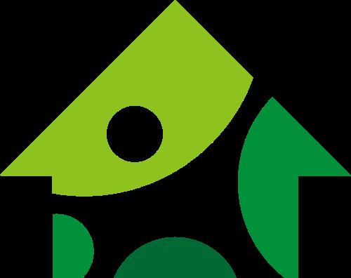 人物房屋家相关logo素材