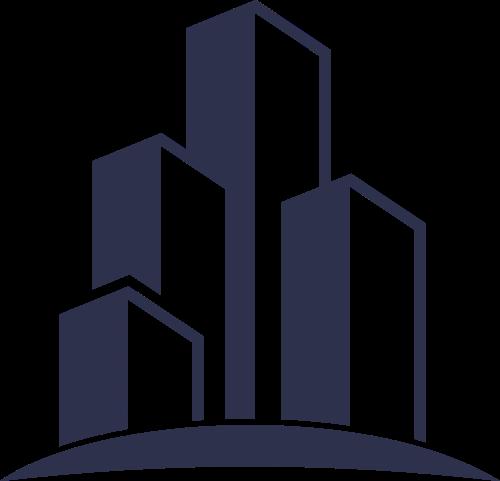 高楼城市logo图标素材