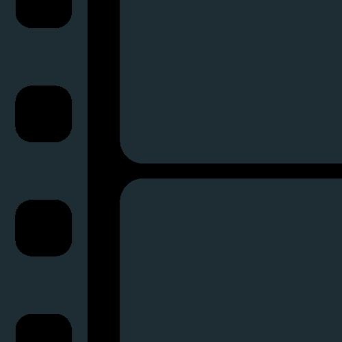影视胶片电影相关logo素材