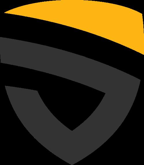 安全盾牌保险相关logo素材