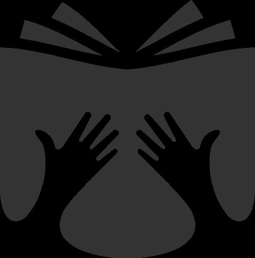 阅读书本学习logo