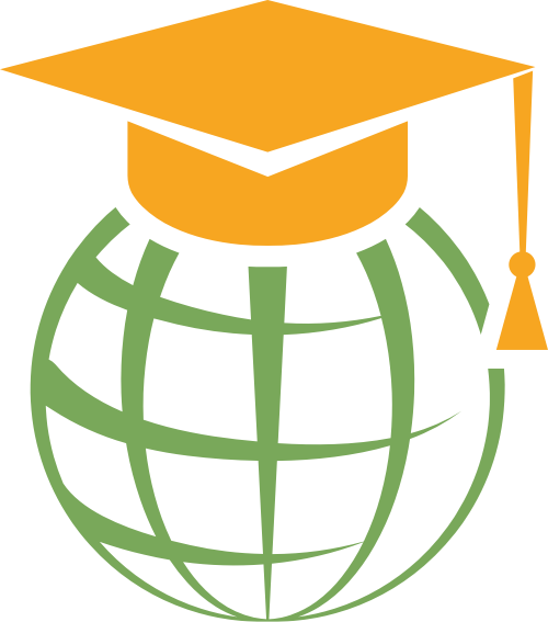 地球国际教育相关logo图标