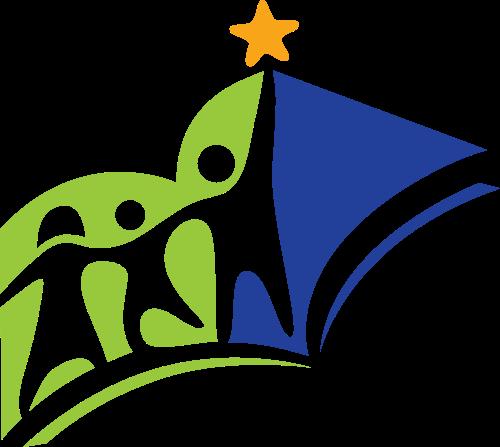 儿童书本教育相关logo图标素材