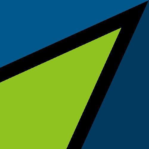 方形箭头商务销售科技互联网logo图标素材