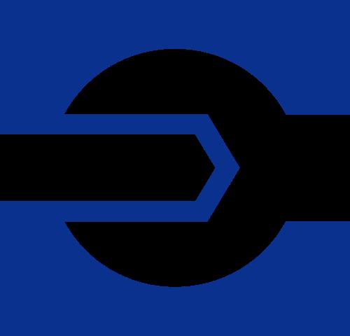 维修修缮工具扳手合作矢量图标素材矢量logo