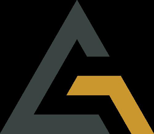 拼合三角形商务咨询服务矢量图标素材