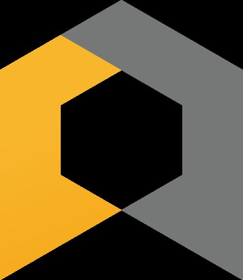 内六边形业务销售商务合作矢量图标素材