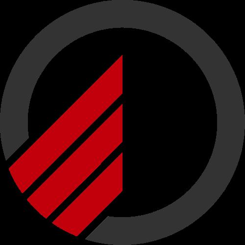 圆形商务证券金融矢量logo