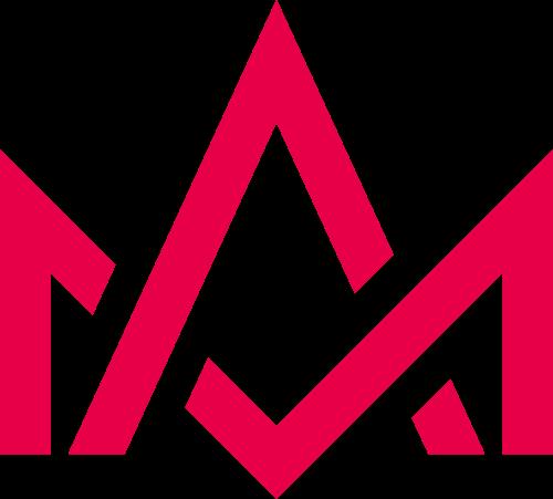 皇冠婚礼M字母