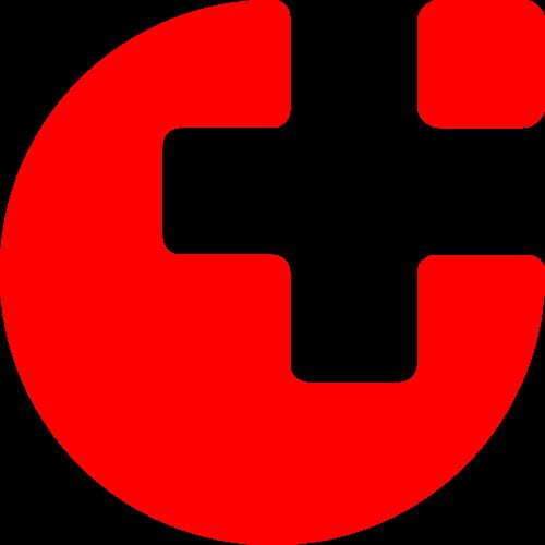 医学保健红十字会抽血矢量logo