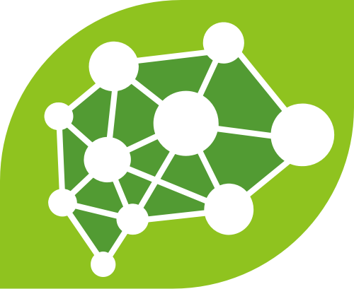 绿色叶子植物生物科技矢量logo图标素材