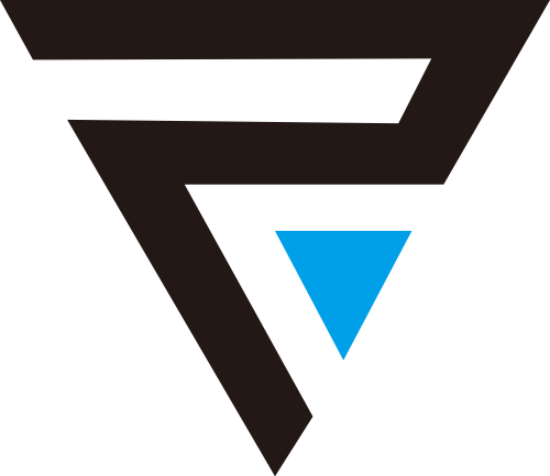 抽象三角形科技互联网logo图标素材
