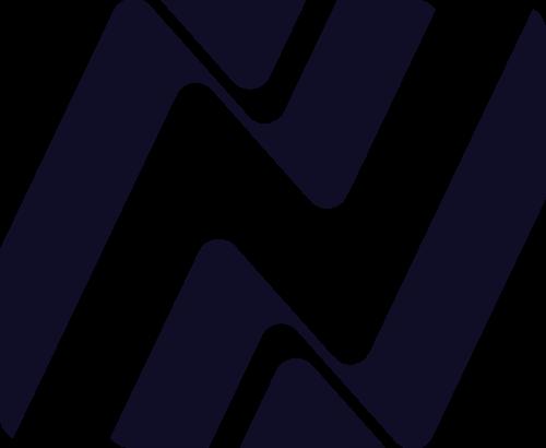 互联网创意字母N图标素材矢量logo