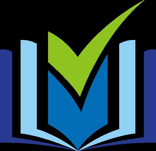 图书培训教育矢量logo图标素材