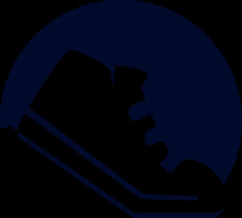 鞋子休闲购物娱乐运动logo图标素材