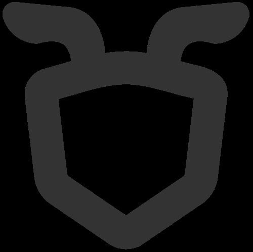 简约蚂蚁logo图片