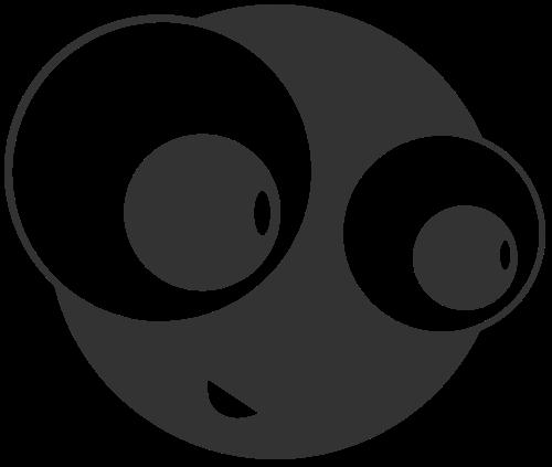 卡通蚂蚁logo素材