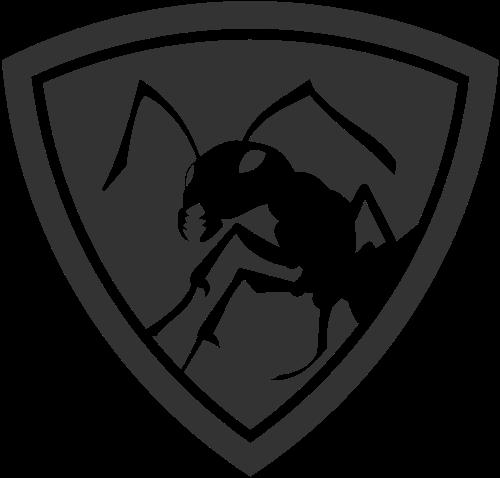 矢量蚂蚁图标素材