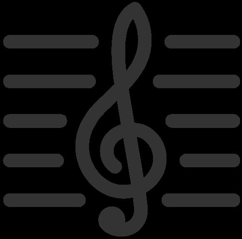 音乐音符logo