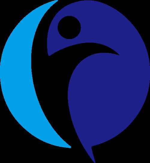 体育运动人物logo图标
