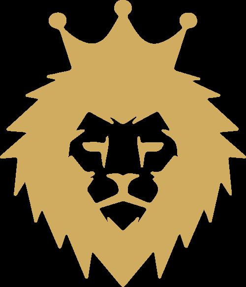 动物狮子皇冠