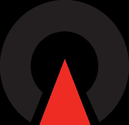 简约铁路矢量logo
