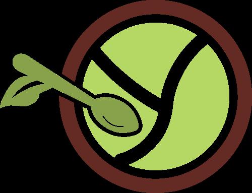 一杯茶创意矢量logo