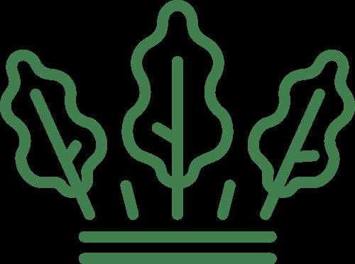 简约树苗矢量logo矢量logo