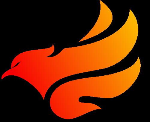 老鹰矢量logo