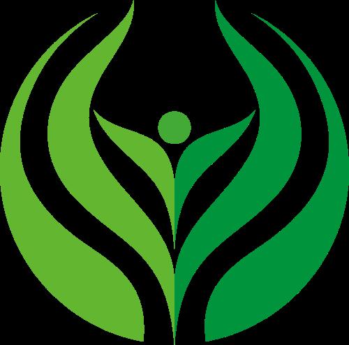 绿色环保创意矢量图形