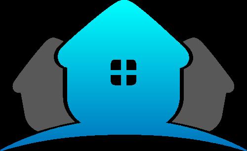房屋建筑矢量图形