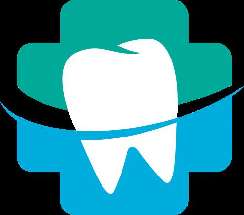 牙齿牙科医疗健康口腔图形