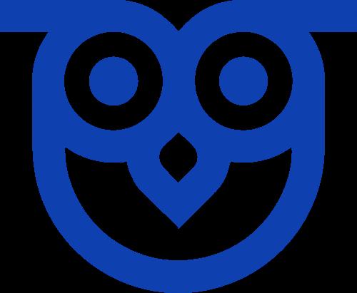 猫头鹰卡通造型