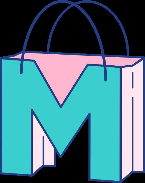 M字母购物