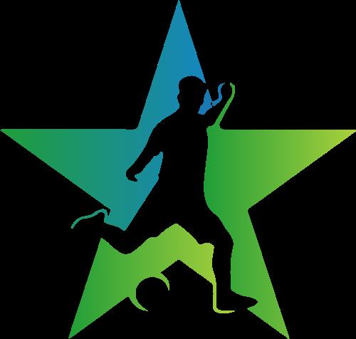 足球世界杯体育运动矢量logo