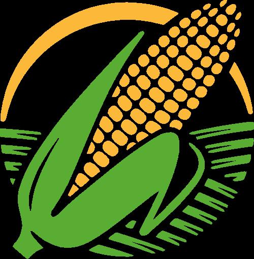 玉米矢量logo