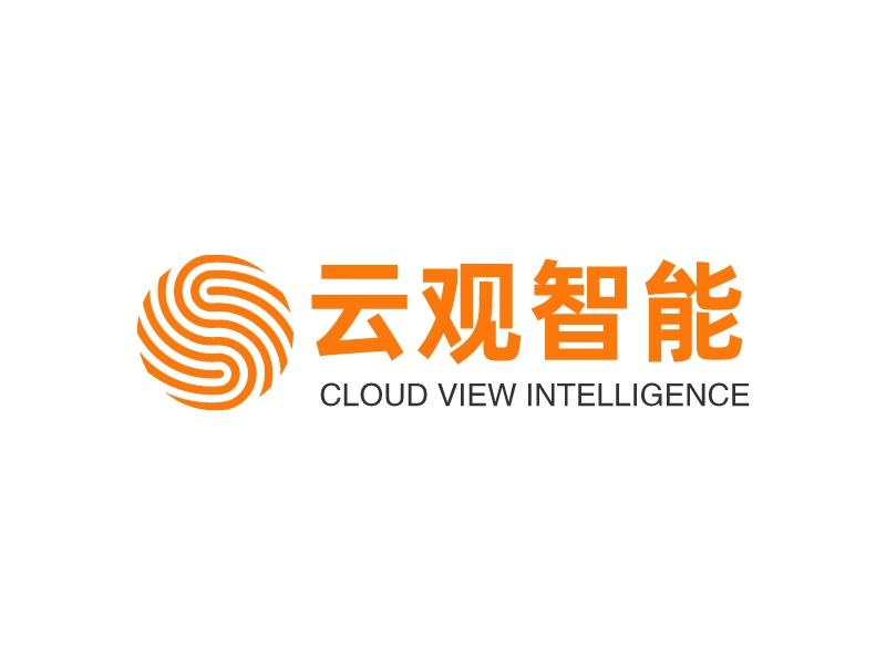 云观智能logo设计