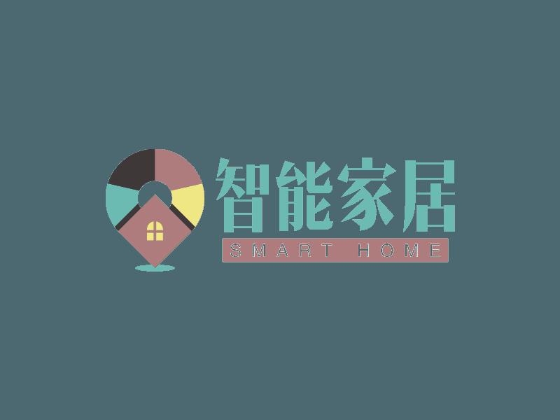 智能家居logo设计