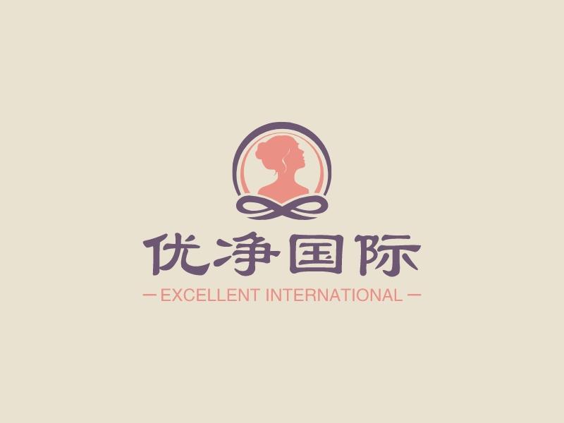 优净国际logo设计