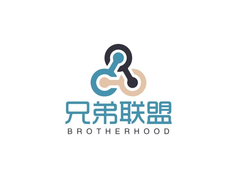 兄弟联盟logo设计