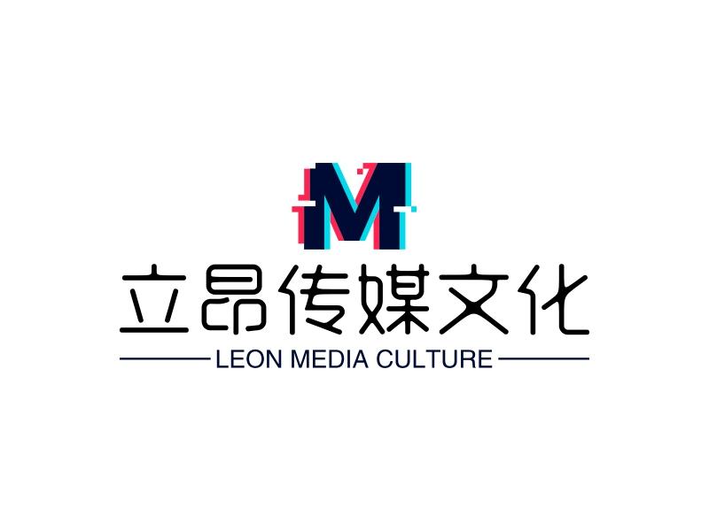 立昂传媒文化logo设计