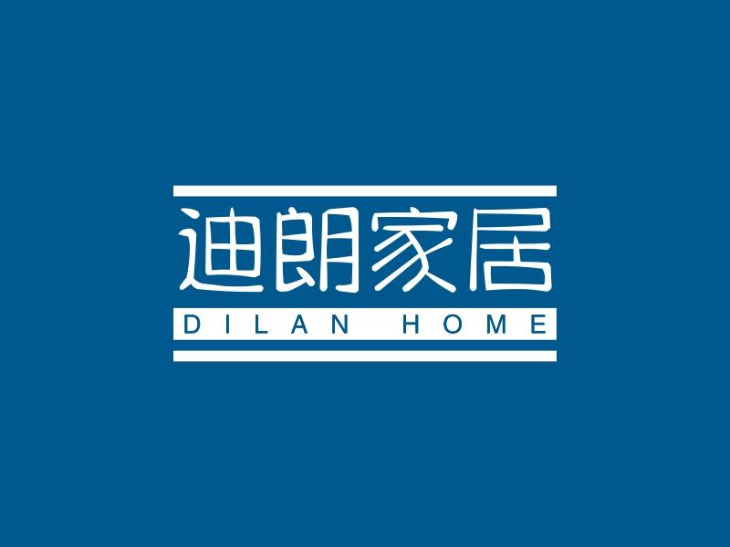 迪朗家居logo设计