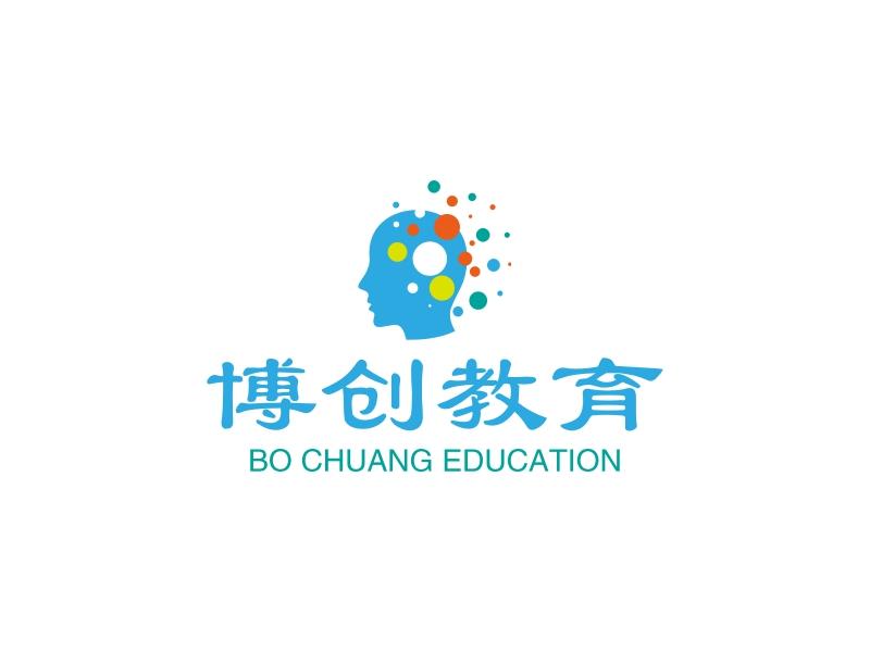 博创教育LOGO设计