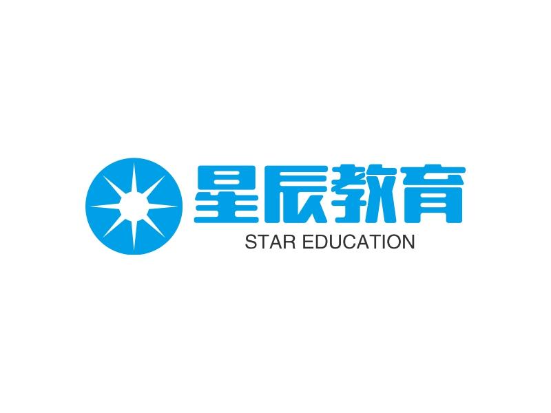 星辰教育LOGO设计