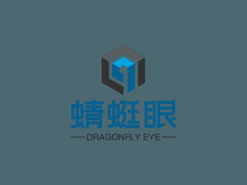 蜻蜓眼logo设计