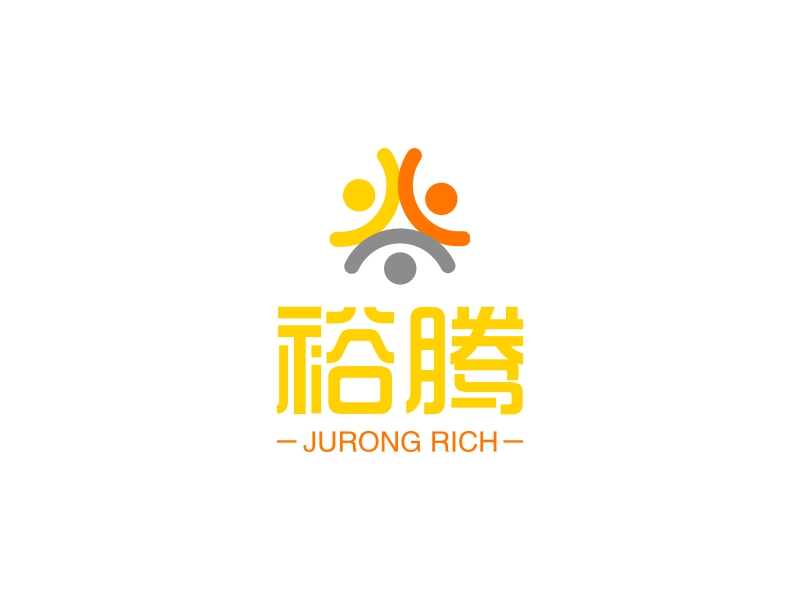 裕腾logo设计