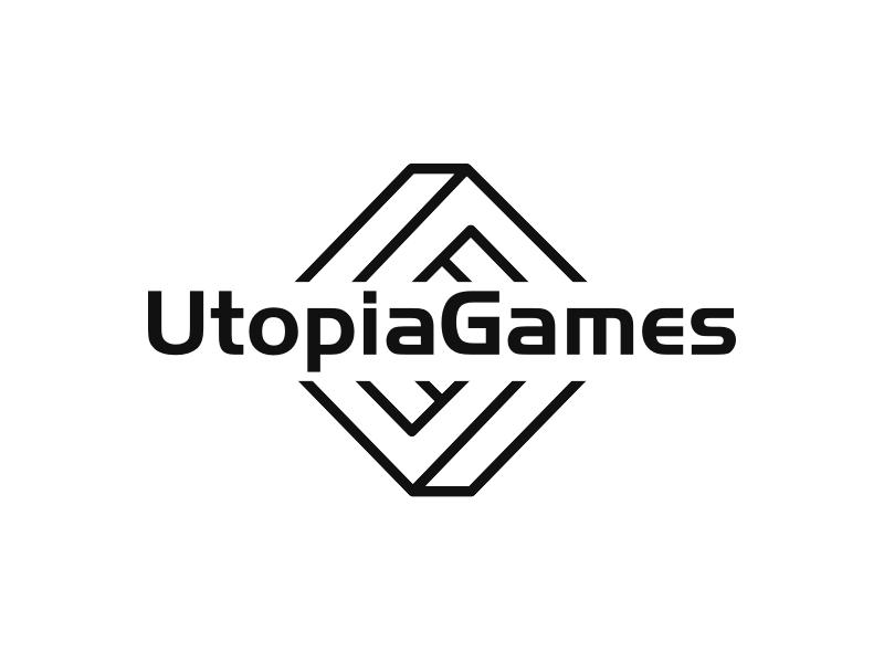 Utopia GamesLOGO设计