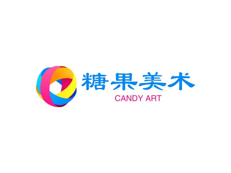 糖果美术LOGO设计