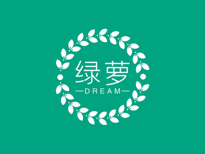 绿萝logo设计